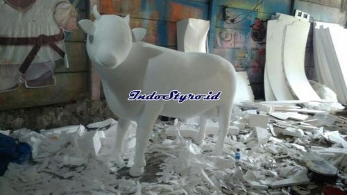 Cara Membuat Patung dari Styrofoam 2