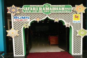 dekorasi-ramadhan-hotel | properti styrofoam