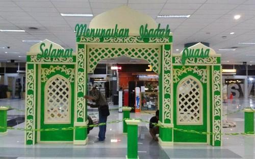 pembuatan Dekorasi ramadhan