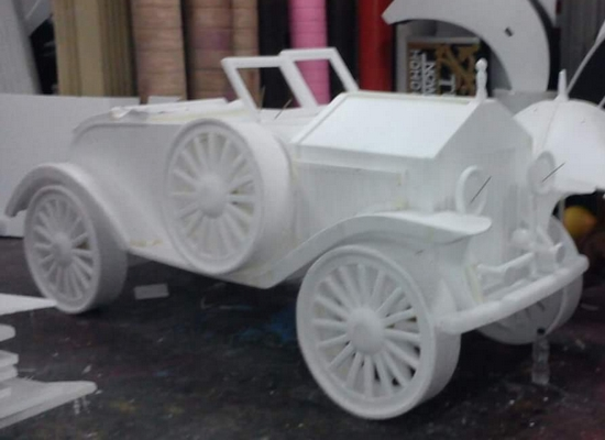 jasa Pembuatan Miniatur Styrofoam murah jakarta