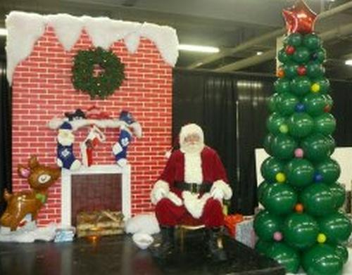 Jasa Dekorasi Natal Dengan Balon Unik Dan Murah Properti