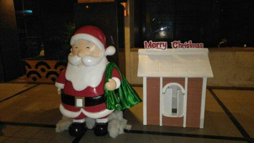 Dekorasi Natal Dari Styrofoam