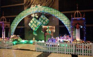 dekorasi ramadhan   properti styrofoam