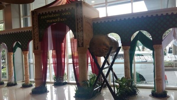 Keunggulan Dekorasi Ramadhan Hotel Menggunakan Styrofoam harga murah